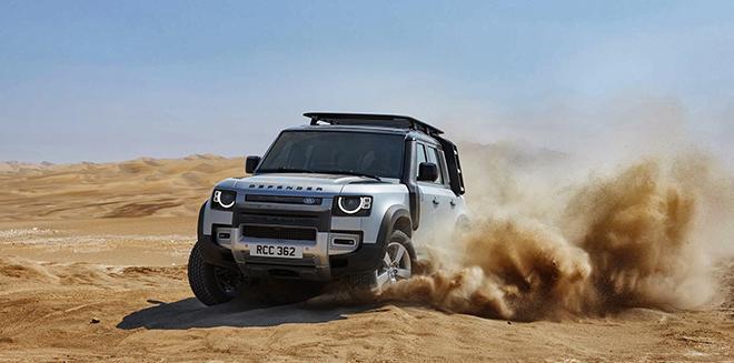 Land Rover Defender thế hệ mới có mặt tại châu Á, chờ ngày ra mắt tại Việt Nam - 1