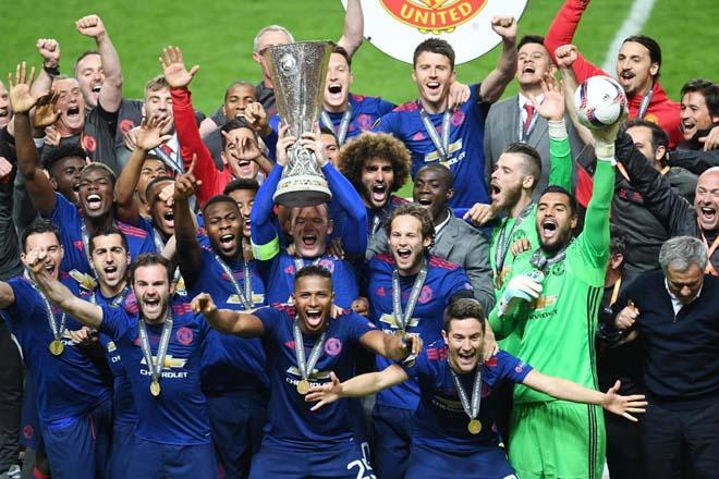 """MU ứng viên số 1 vô địch Europa League: Dè chừng """"dàn cá mập"""" nguy hiểm - 1"""