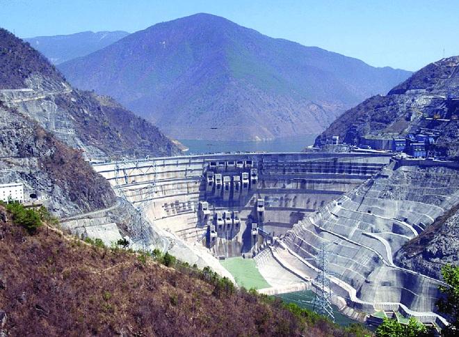 Mực nước sông Mekong thấp kỷ lục, kêu gọi Trung Quốc xả nước đập thủy điện - 1