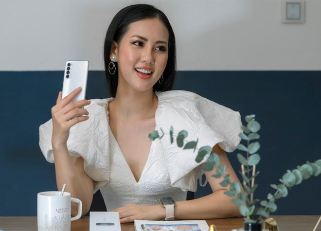 Video: Trên tay Oppo Reno4 Pro, smartphone cực mạnh cho game thủ - 1
