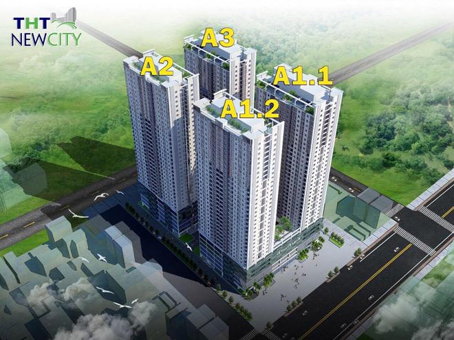 Nhà ở xã hội THT Newcity – nhà sang, vị trí vàng, giá thu nhập thấp - 1
