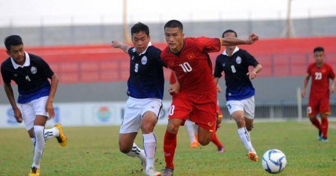 """Cầu thủ này sẽ là """"át chủ bài"""" của bóng đá Việt Nam trong 10 năm tới? - 1"""