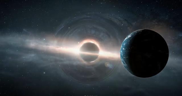 Rùng mình Blanet – hàng ngàn thế giới ma bao vây lỗ đen quái vật - 1
