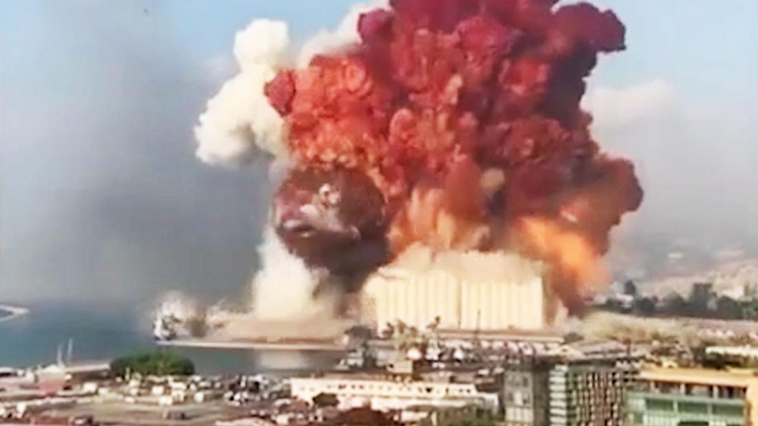 Lộ diện công ty mua 2.750 tấn chất gây nổ khủng khiếp ở Liban - 1