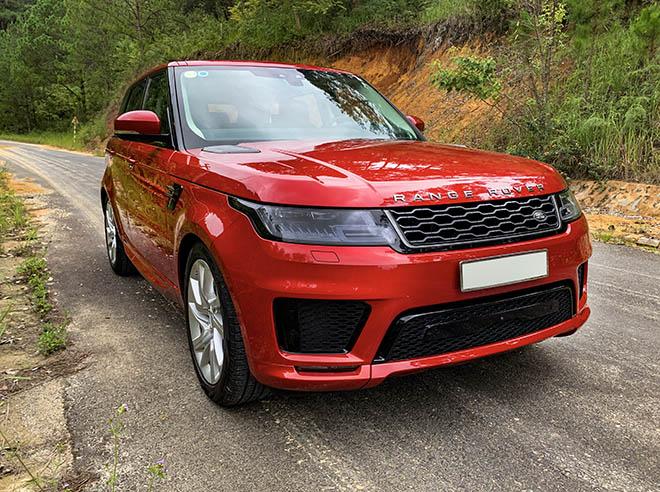 Trải nghiệm xế khủng Range Rover Sport có giá bán hơn 8 tỷ đồng - 1