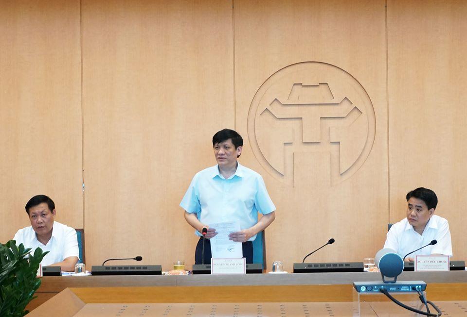 Từ chiều nay (8/8), Hà Nội xét nghiệm PCR cho hơn 70.000 người từ Đà Nẵng về - 1