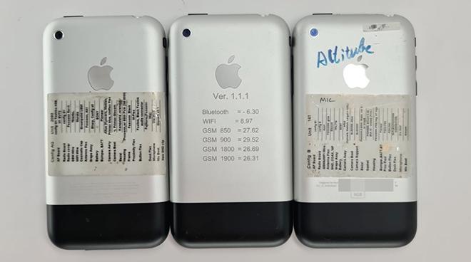Nguyên mẫu iPhone gốc xuất hiện vén bí mật bất ngờ - 1