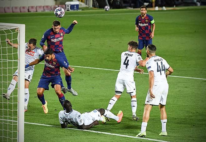 """Rực lửa Cúp C1: Messi vẽ tuyệt tác, hẹn đấu """"Kẻ hủy diệt"""" Lewandowski - 1"""