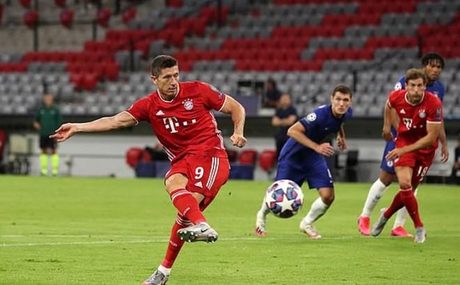 """Kết quả bóng đá Cúp C1 Bayern Munich - Chelsea: Penalty """"mở khóa"""", 5 bàn mãn nhãn - 1"""