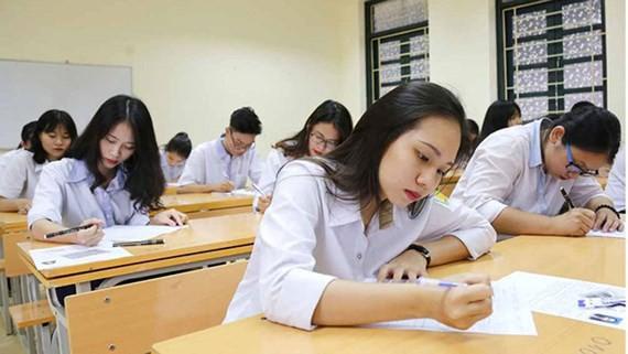 Thí sinh dự thi tốt nghiệp THPT sẽ bị hủy bỏ kết quả thi khi nào? - 1