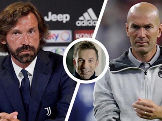 Tin HOT bóng đá tối 9/8: Pirlo được dự đoán vĩ đại hơn Zidane - 1