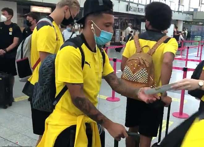 Tin mới nhất: MU chính thức không mua Sancho, sếp lớn Dortmund khẳng định - 1