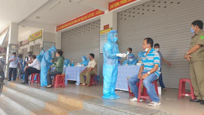4 ca Covid-19 ở Quảng Nam: Lịch trình phức tạp, có người âm tính 2 lần - 1