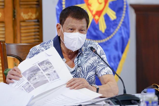 Tổng thống Duterte tình nguyện thử vaccine COVID-19 của Nga - 1