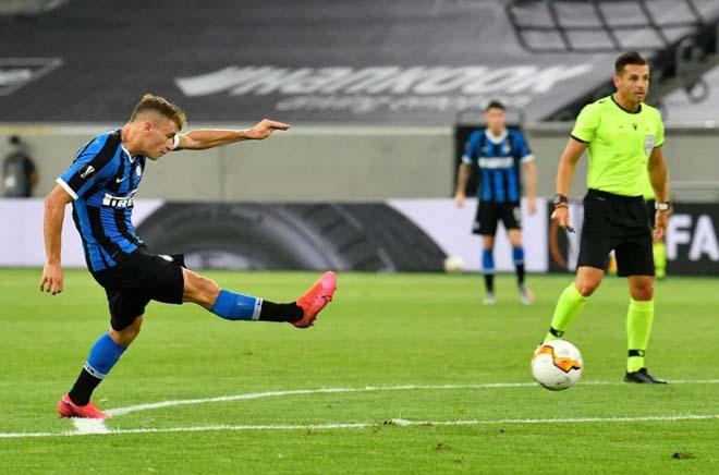 Inter vào bán kết Europa League: Lukaku tỏa sáng, lu mờ SAO 120 triệu euro - 1