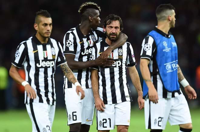 """Juventus gây sốc MU: Nổ """"bom tấn"""" Pogba, làm quà ra mắt """"tướng mới"""" Pirlo - 1"""