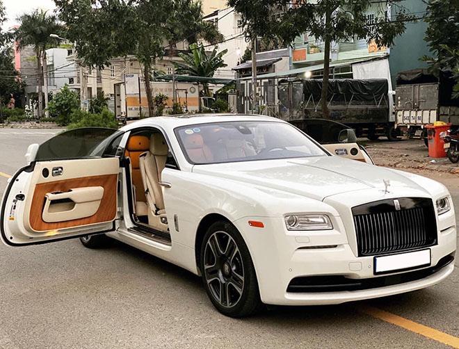 """Rolls-Royce Wraith """"chạy lướt"""" 33.000km rao bán bằng ⅓ giá mua mới - 1"""