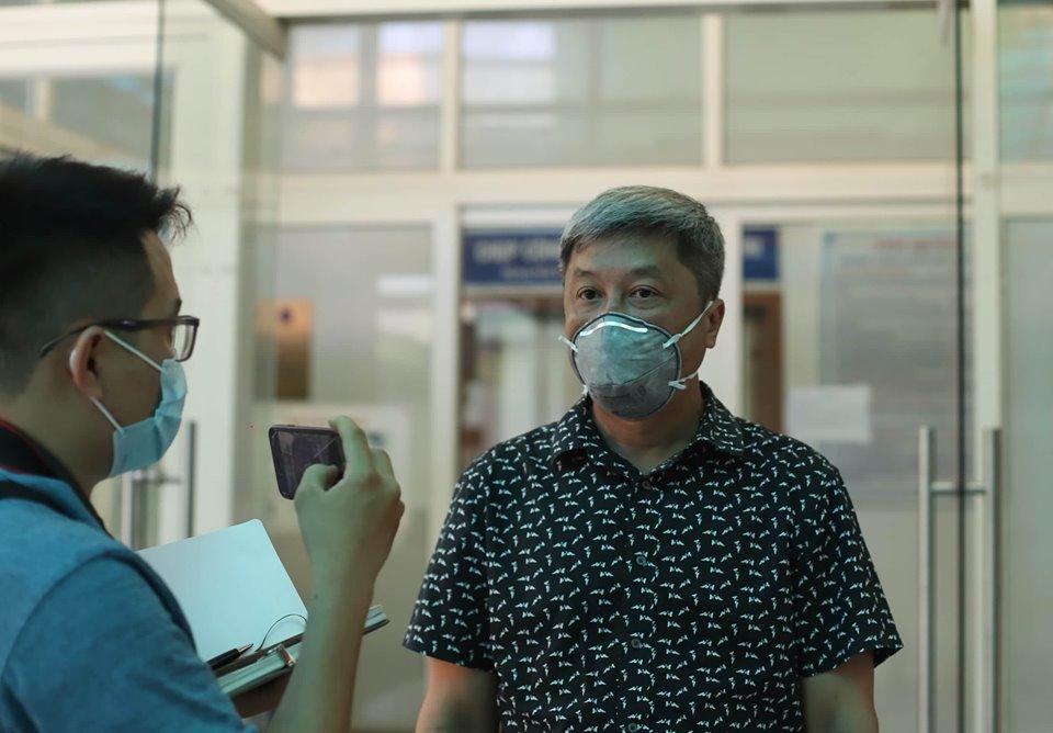 Thứ trưởng Bộ Y tế: Hy vọng số ca mắc mới tại Đà Nẵng sẽ giảm trong thời gian tới - 1