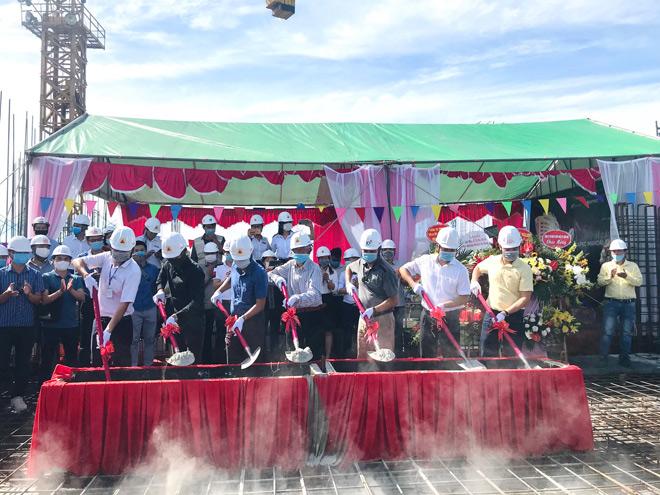 Apec Group cất nóc dự án 5 sao tại thành phố Hải Dương - 1