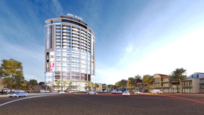 Hải Dương sắp đón khách sạn 5 sao quốc tế đầu tiên tại thị trường - 1
