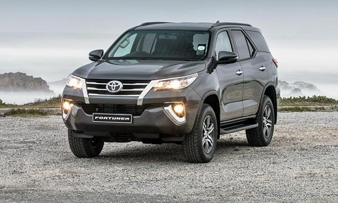 Giá xe Toyota Fortuner lăn bánh mới nhất tháng 8/2020 - 1