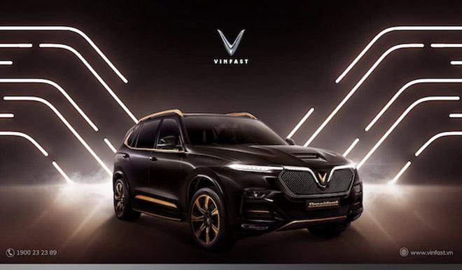 Hé lộ mới về dòng xe President của Vinfast thu hút giới truyền thông quốc tế - 1
