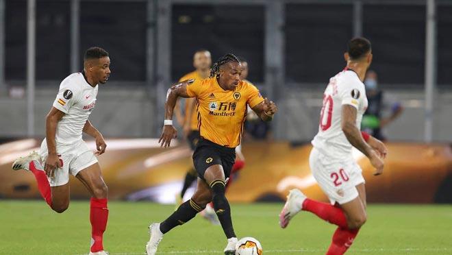 Kết quả bóng đá Europa League, Wolves - Sevilla: Bước ngoặt phút cuối, hẹn đấu MU - 1