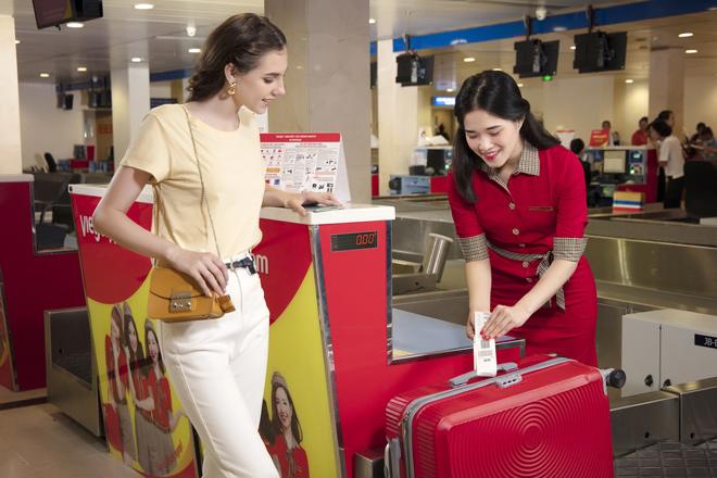 Miễn phí hành lý, thêm chuyến bay như ý với Vietjet - 1