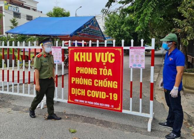 2 ca COVID-19 mới ở Quảng Nam đều lây nhiễm từ người thân - 1