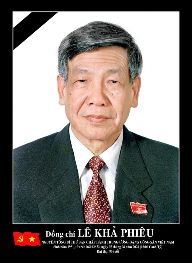 Lễ tang nguyên Tổng Bí thư Lê Khả Phiêu ở Thanh Hóa diễn ra tại hội trường 25B - 1