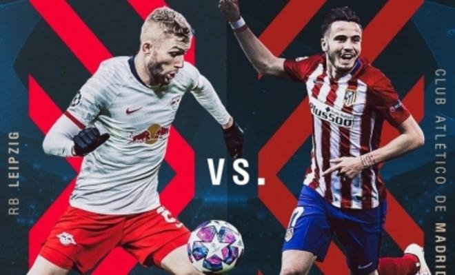 Nhận định bóng đá cúp C1 Leipzig – Atletico Madrid: Đoạt vé bán kết, hẹn đấu PSG - 1