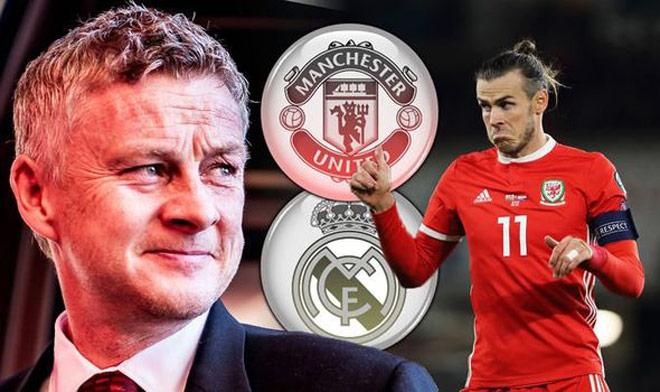 """Real muốn """"đuổi"""" Bale, MU thừa cơ săn """"bom tấn"""" giá siêu hời thay Sancho? - 1"""