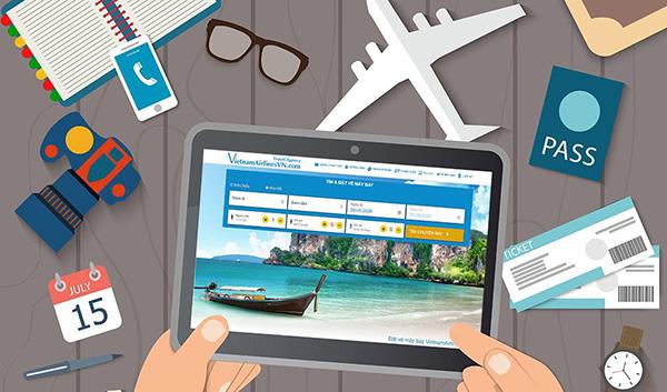 Đặt vé máy bay nhanh chóng, dễ dàng tại vemaybayvietnam.com - 1