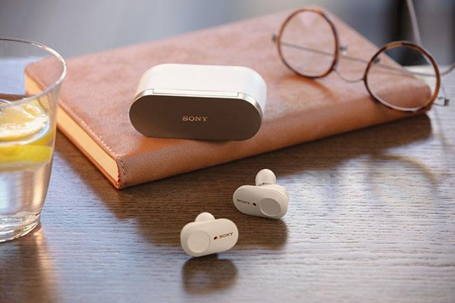 """Tai nghe chống ồn Truly Wireless Sony WF-1000XM3 – cảm nhận thế giới """"siêu"""" thực trong bạn - 1"""