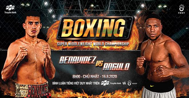 Cực nóng boxing: Tranh đai siêu trung WBC, Benavidez so găng Roamer Angulo - 1
