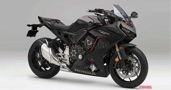Honda đang phát triển CBR1000R đối đầu trực tiếp Ninja 1000SX - 1