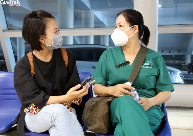"""[Nhật ký từ tâm dịch Đà Nẵng] - Chuyện chưa kể của 3 nữ chiến binh """"kiểm soát nhiễm khuẩn"""" - 22"""