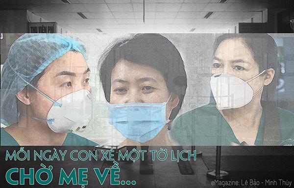 """[Nhật ký từ tâm dịch Đà Nẵng] - Chuyện chưa kể của 3 nữ chiến binh """"kiểm soát nhiễm khuẩn"""" - 2"""