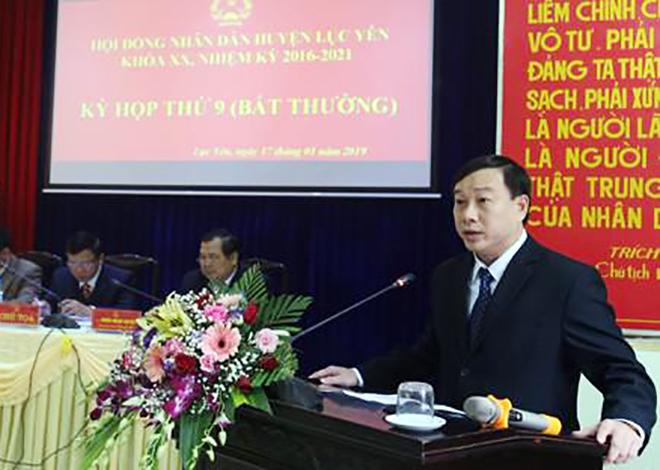 Chủ tịch UBND TP.Yên Bái tử vong tại bệnh viện - 1