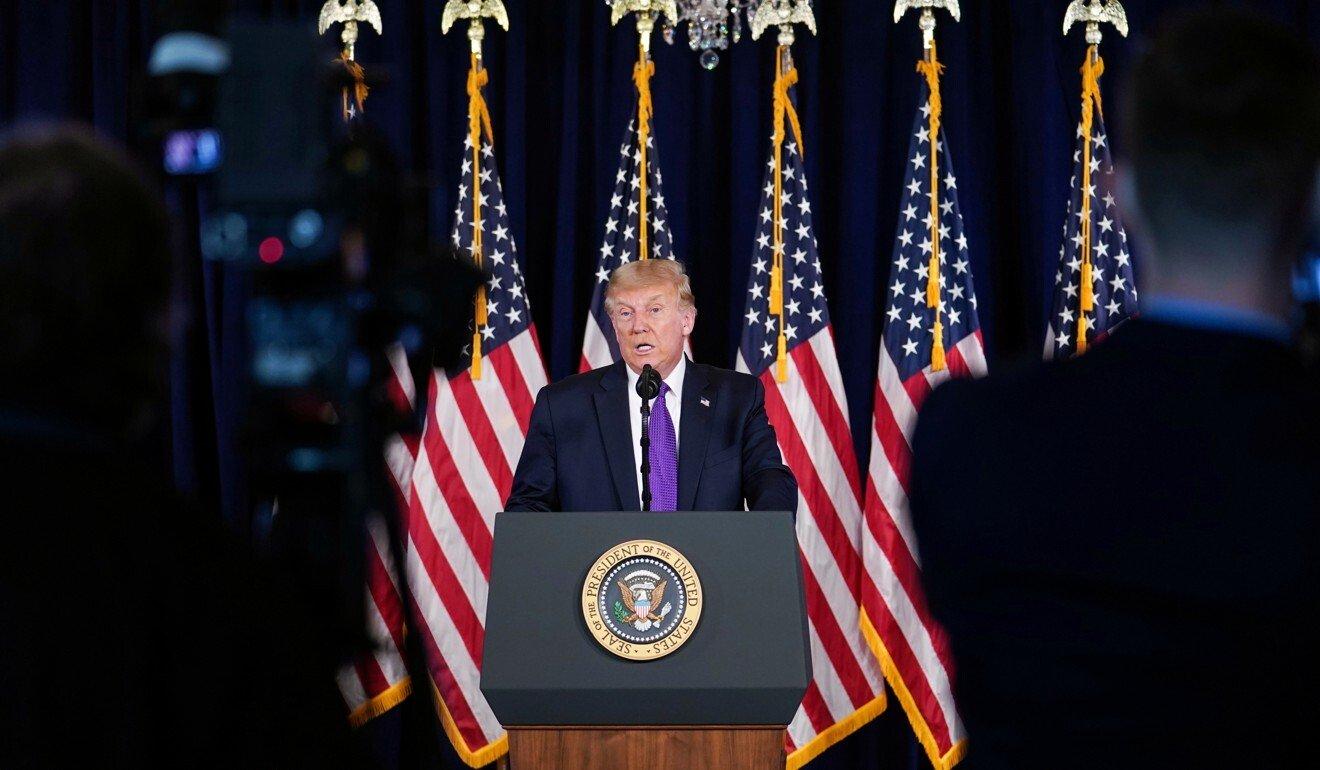 Ông Trump: Trung Quốc mua hàng hóa Mỹ lớn nhất trong lịch sử - 1