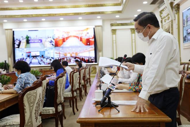 TP HCM: Mở rộng xét nghiệm người đến từ Quảng Nam, Quảng Ngãi, Hà Nội, Hải Dương - 1