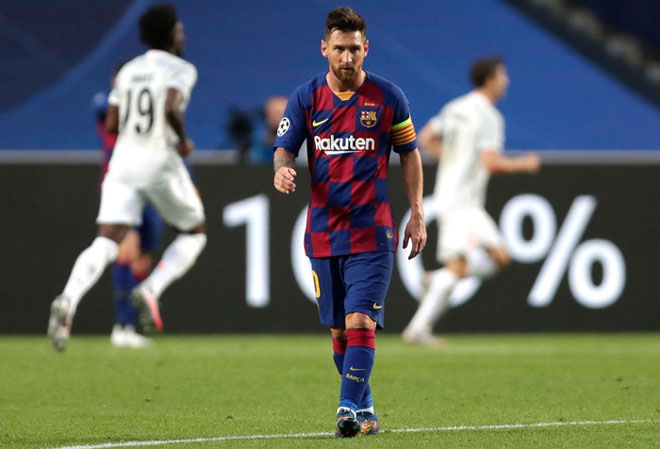 Messi wants to leave Barca: Going to Asia to do Xavi students or to return home to contribute?  - first