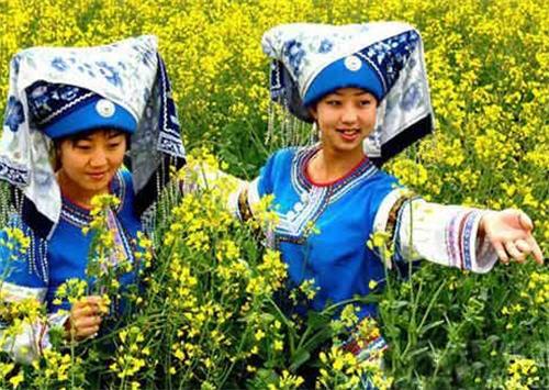 Phong tục đám cưới kỳ lạ của người thiểu số ở Trung Quốc - 1
