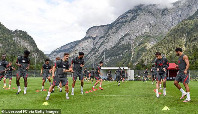 NÓNG: Liverpool phát hiện ca nhiễm Covid-19 trước khi đấu Arsenal tranh Siêu cúp Anh - 1
