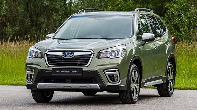 Subaru Forester giảm giá gần 130 triệu đồng, quyết đấu Honda CR-V và Mazda CX-5 - 1