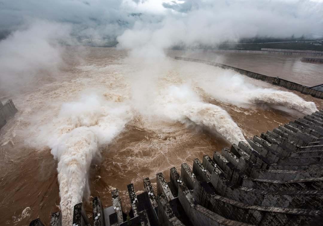 TQ: Đập Tam Hiệp cùng 3 đập lớn hợp lực ứng phó đỉnh lũ chưa từng có - 1