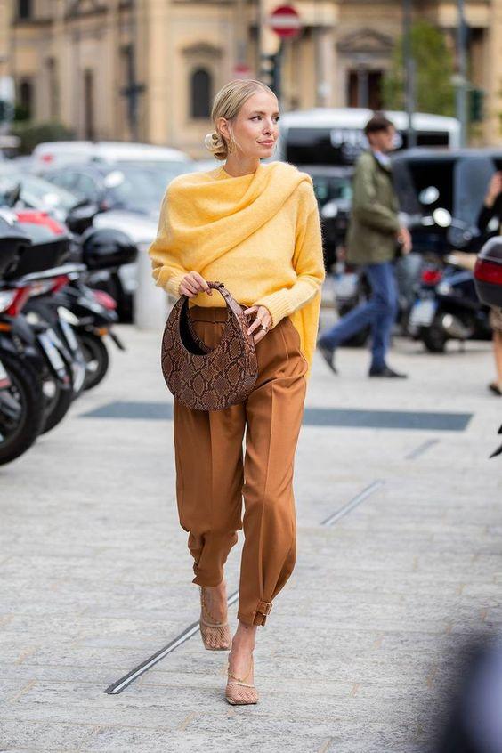 Bỏ túi 5 cặp đôi màu sắc hoàn hảo cho mùa thu - 1