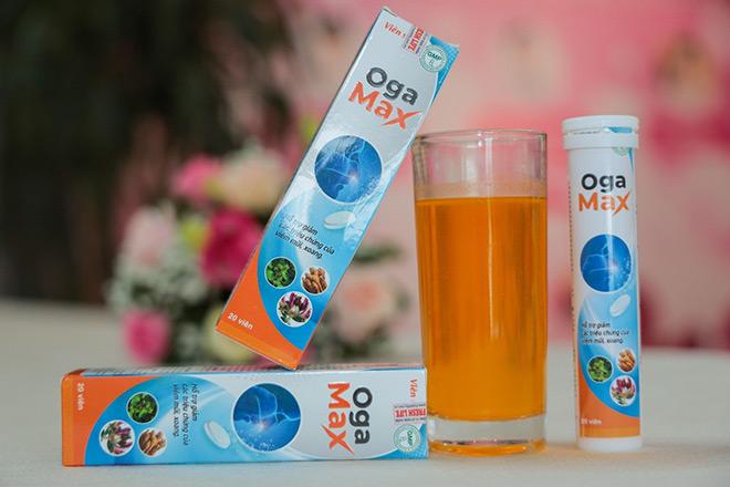 Oga Max giải pháp cho những người mắc viêm xoang, viêm mũi - 1