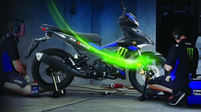 Vua côn tay 2020 Yamaha Y15ZR GP Edition ra mắt, giá gần 50 triệu đồng - 1