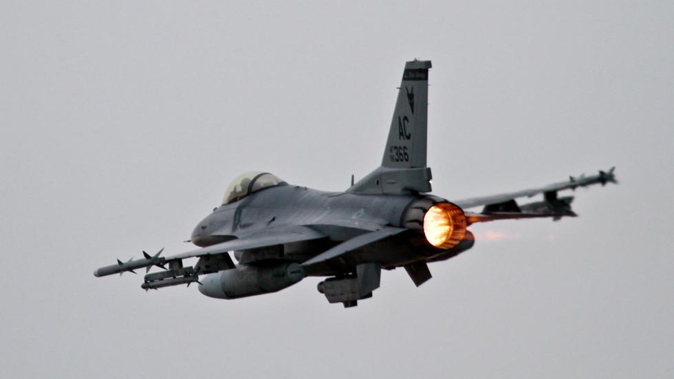 Mỹ: Phi công kỳ cựu lái chiến đấu cơ F-16 thua trắng trí tuệ nhân tạo - 1